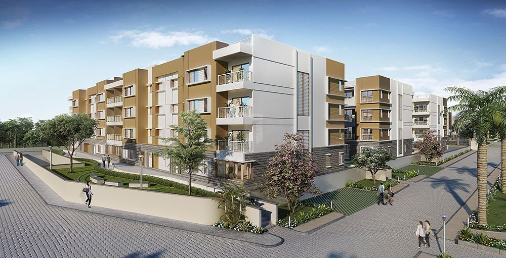 Brigade Palmgrove Pearl - Project Images