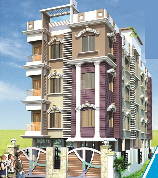Shell Tech Shree Kunj Residency - Project Images