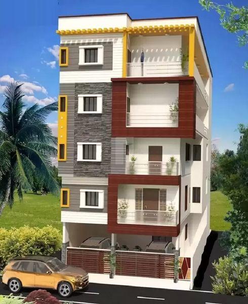 Saraswati Tanisha Apartment - Project Images