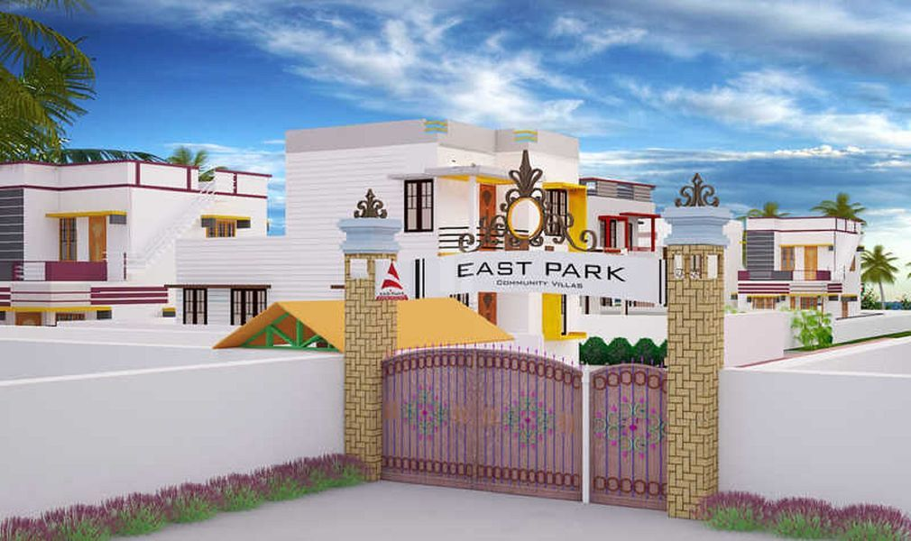 Aadithya East Park - Project Images