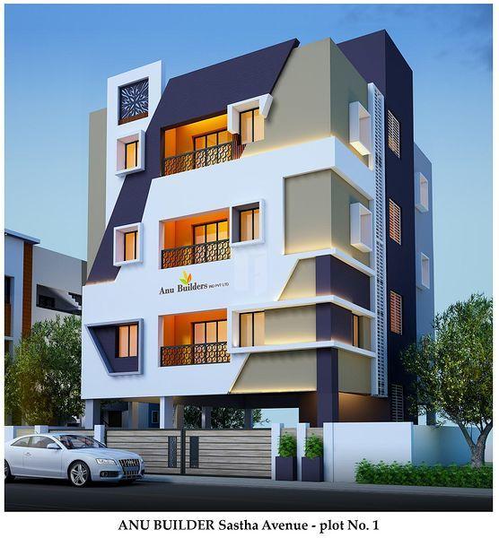 Sri Ranjani flats - Project Images