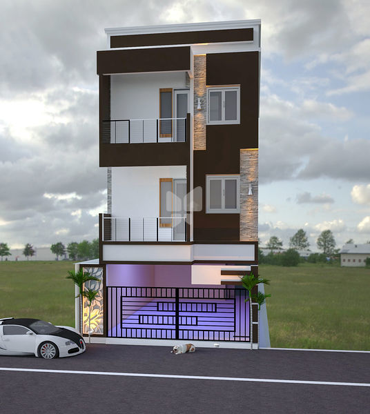 Fortune Brindhavan Flats - Project Images