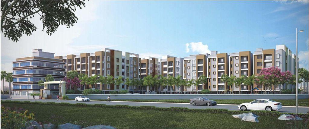 Maruthi Elite Hyderabad - Elevation Photo
