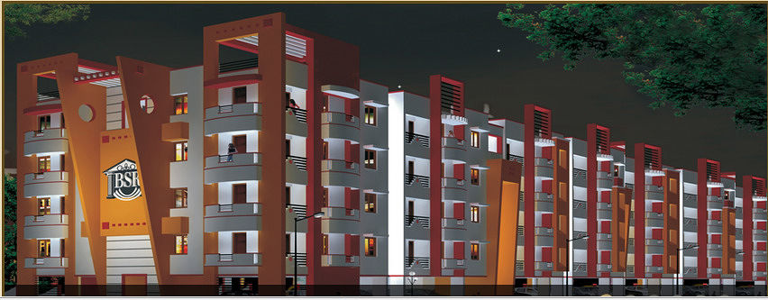 BSR GLN Residency - Elevation Photo