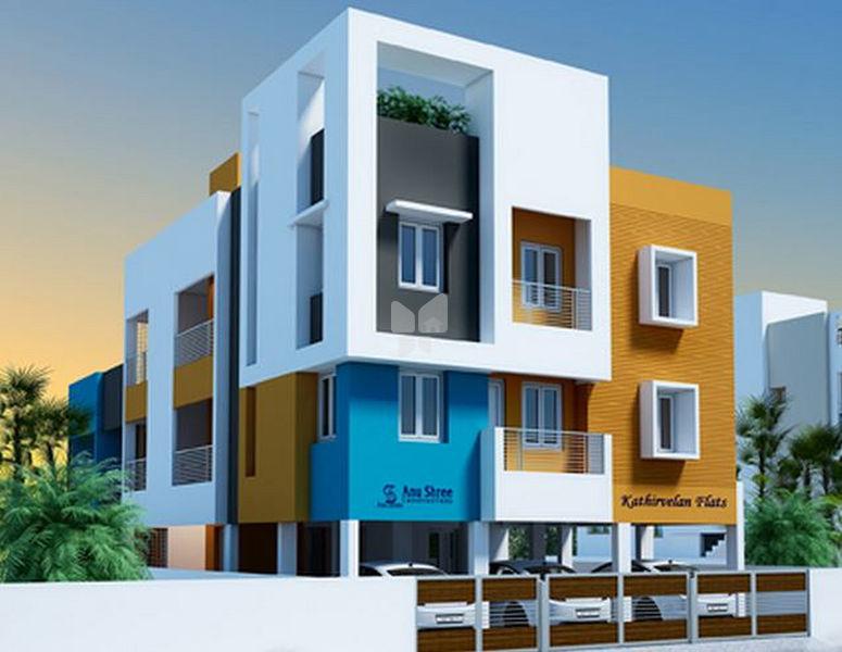 Anu Kathirvelan Flats - Project Images