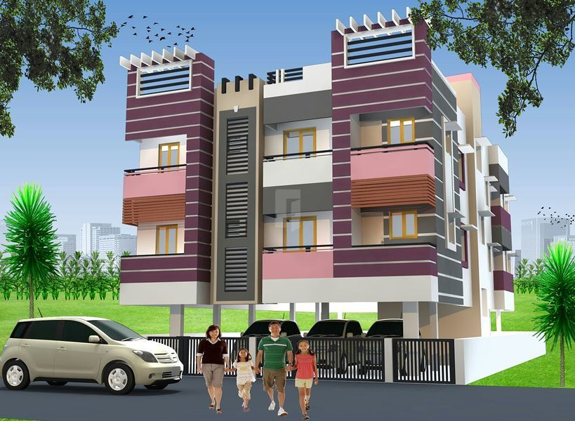 Guru Bala Apartments - Elevation Photo