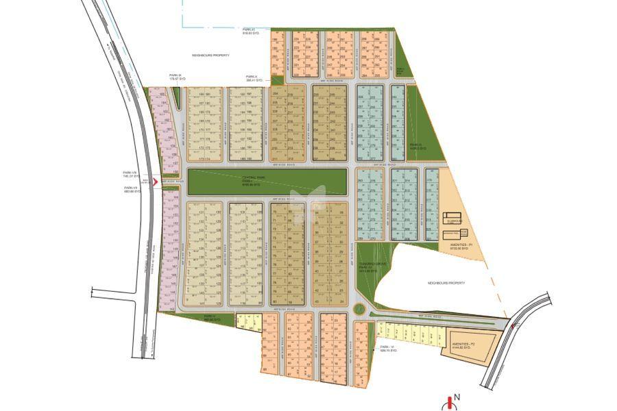 Jayadarsini Enclave - Master Plans