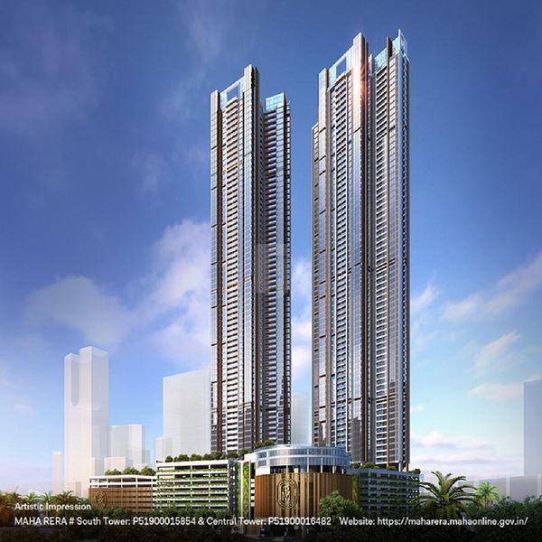 Piramal Mahalaxmi Central Tower 2 - Project Images