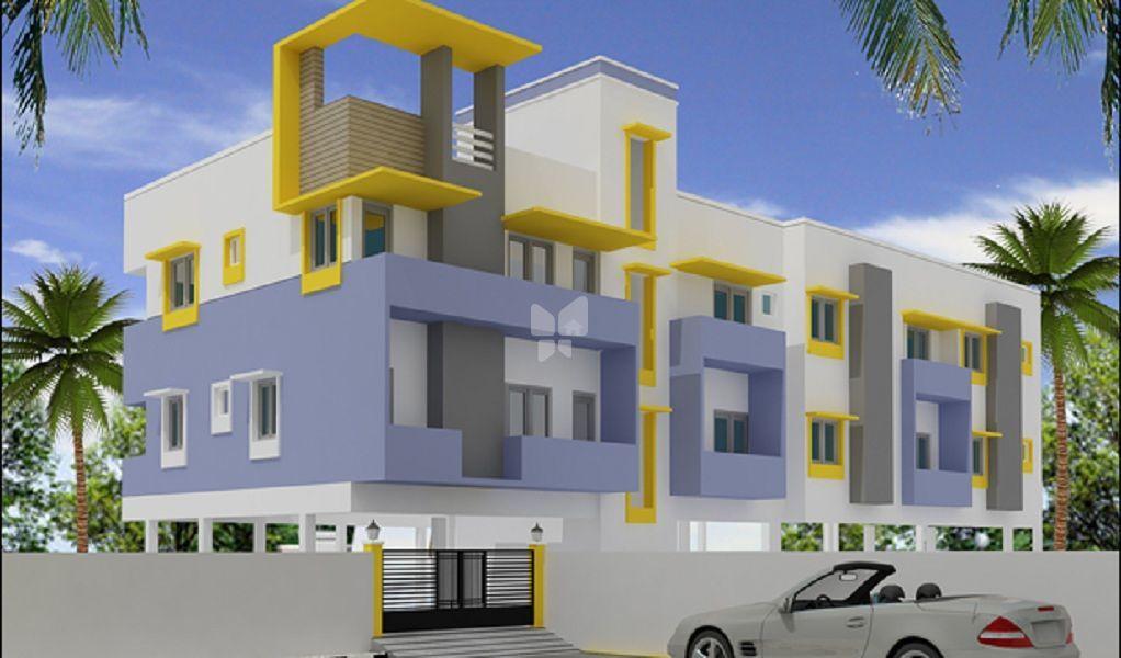 BB Homes Chinmaya Nagar - Elevation Photo