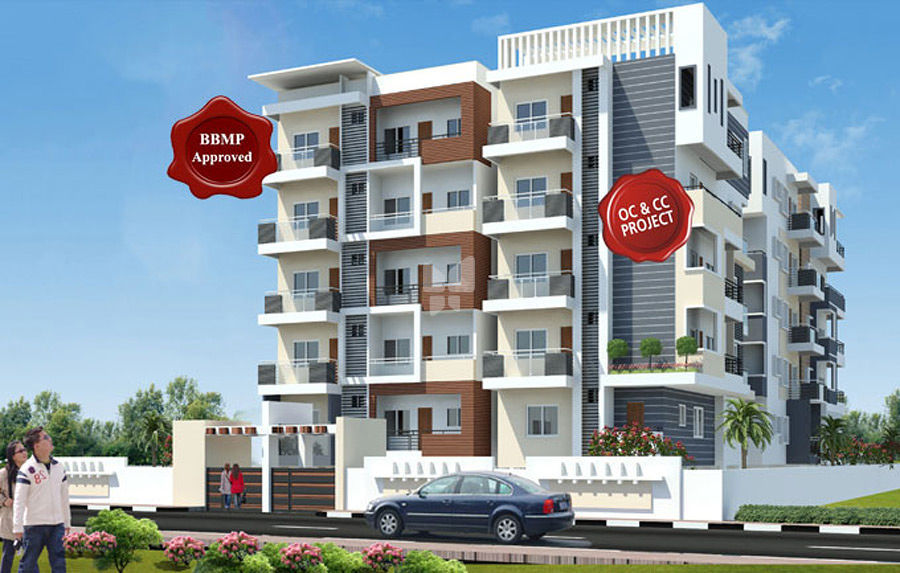 Sreenidhi Alpine - Project Images
