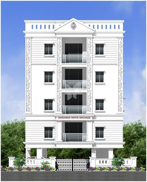 Vandhana Leela Pearl - Elevation Photo