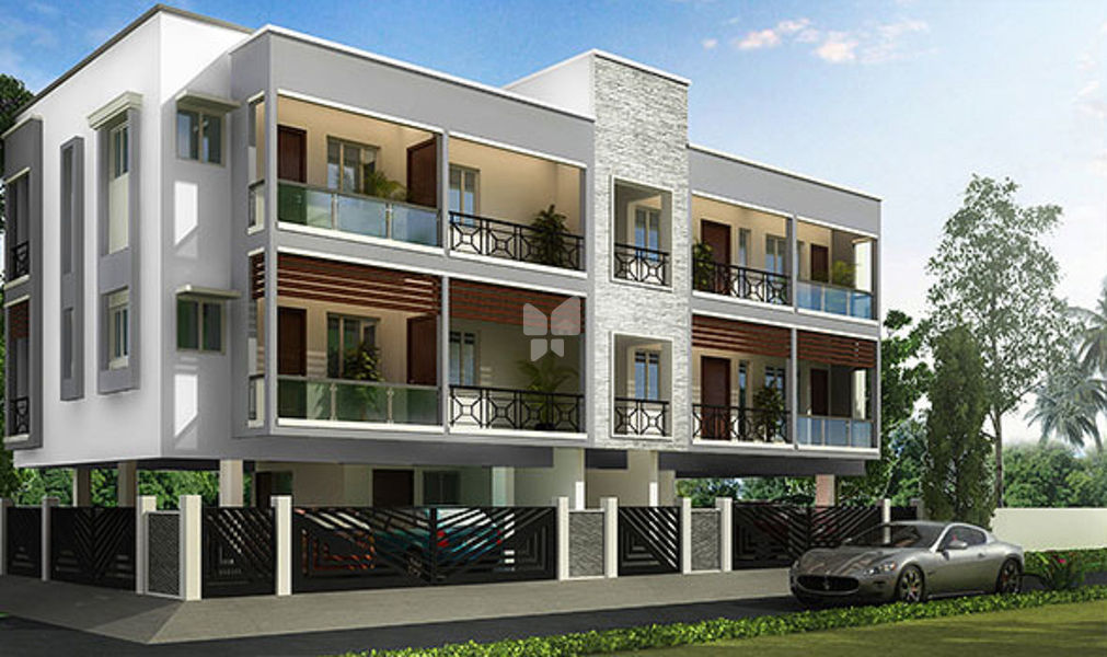 Shree Flats - Project Images