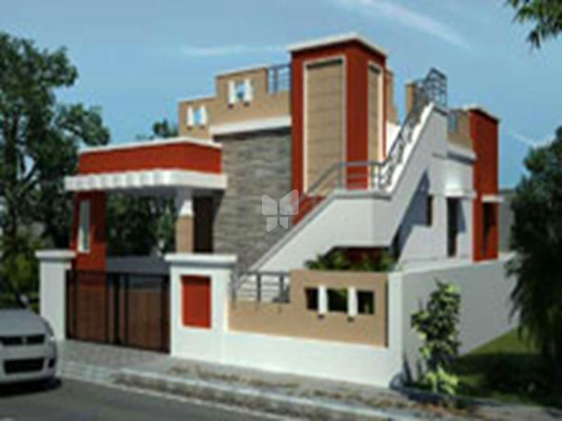 Sai Field Nachatra Garden Phase II - Elevation Photo