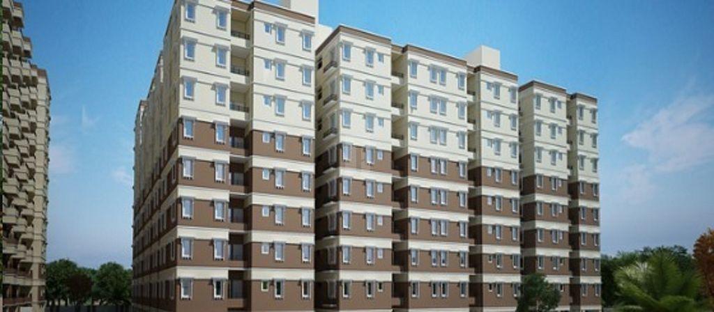 OM Shakthy Santha Towers Phase III - Elevation Photo