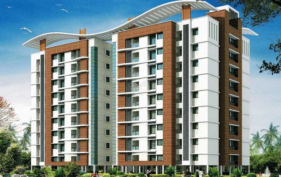 Vijayshanthi Infiniti - Elevation Photo