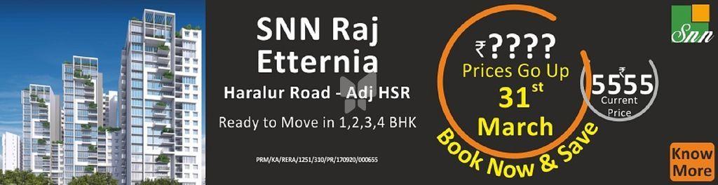 SNN Raj Etternia - Elevation Photo