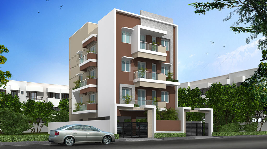Rohini Rajam Enclave - Project Images