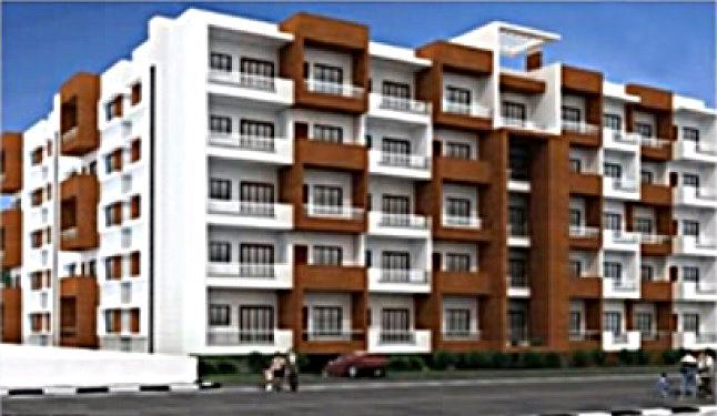 GuruShree Sai Lakshmi Apartment - Elevation Photo
