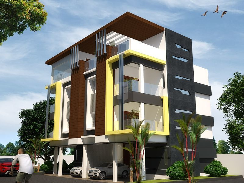 Ryka Indra Nagar Appartment - Project Images