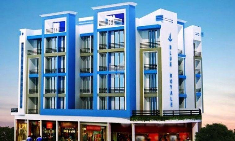 Nandadeep Blue Royale - Project Images