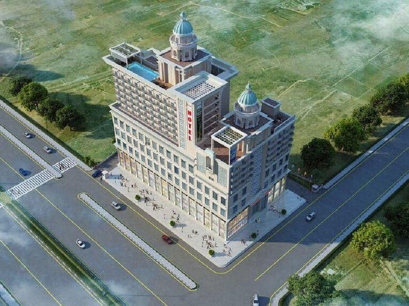 Mangal Heights - Project Images