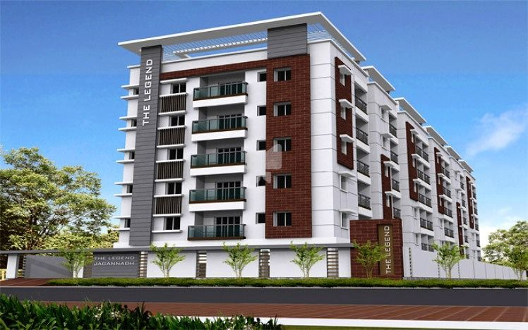 Jaganath Apartment - Project Images