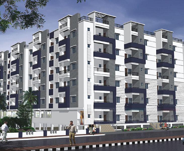 Advetaya Godwin Apartments - Project Images