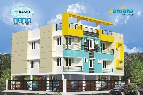Sai Ramo Nano Apartments - Project Images