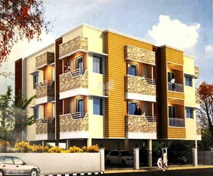 Viswak Grandus Apartment - Project Images