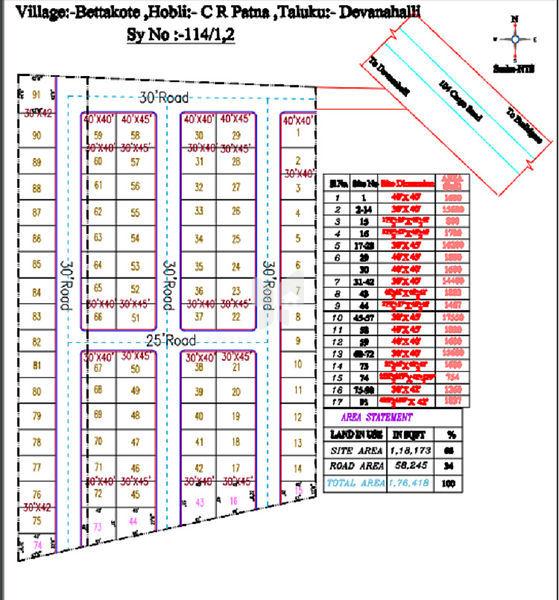 Krishna Enclave - Master Plans