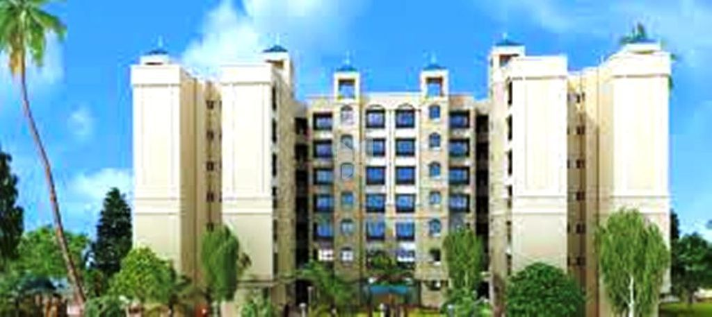 Panvelkar Bhoomi Phase II - Elevation Photo