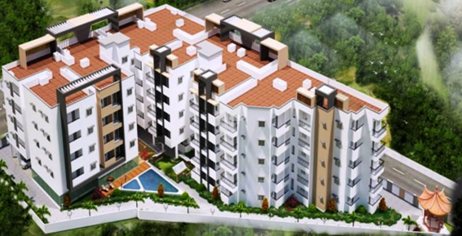 Srimitra Solitaire - Elevation Photo