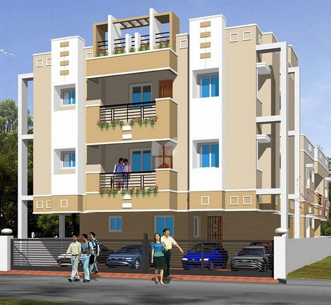 Anbu Homes - Elevation Photo