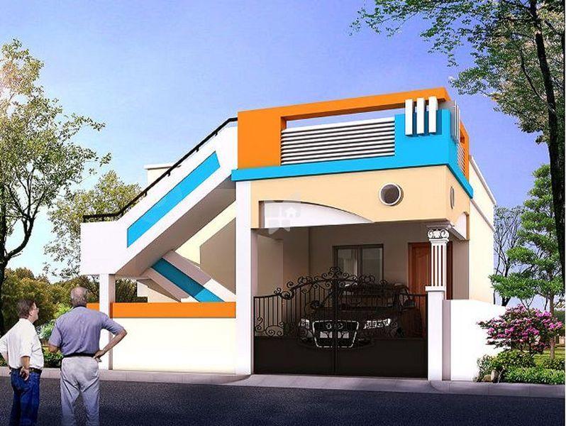 Bharathi Villas - Project Images