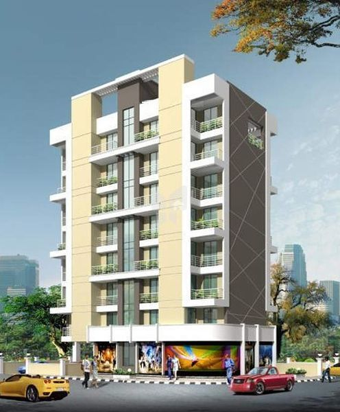 Space India Sapphire Apartments - Elevation Photo