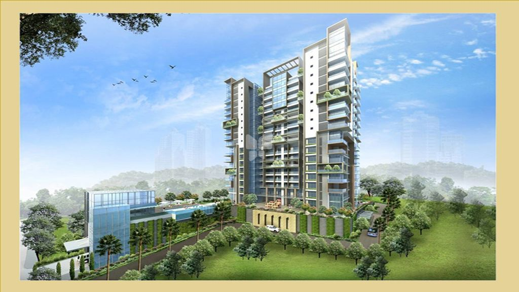 Ahuja Hills - Project Images