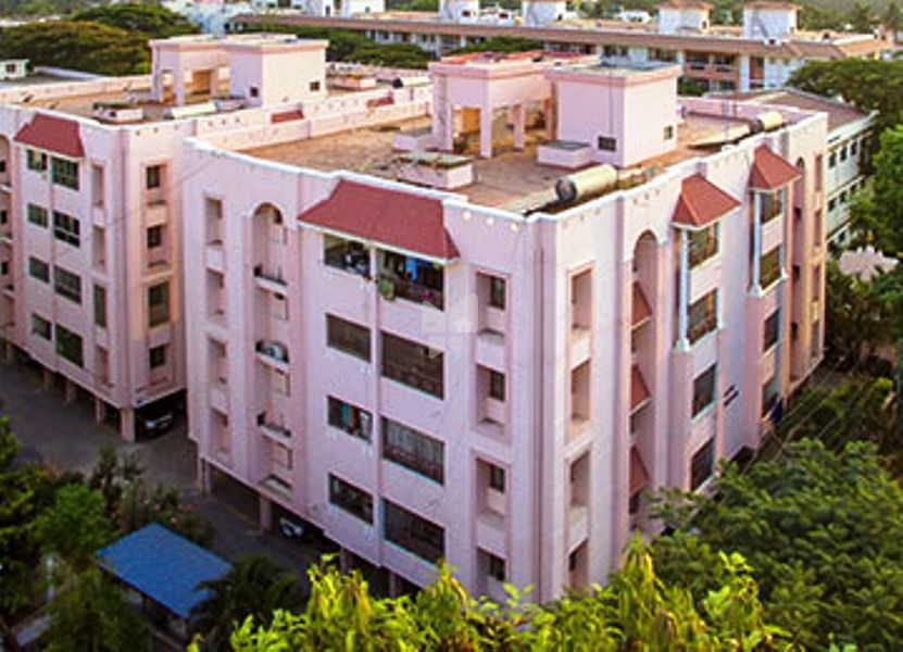 Sakthi Ishwaryam Apartments - Elevation Photo