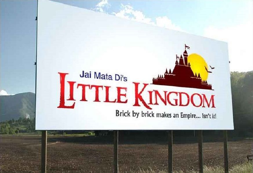 Jai Mata Di's Little Kingdom - Project Images