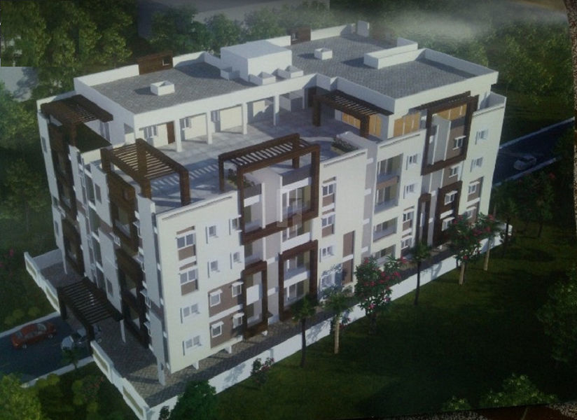 Jai Bharathi Mansion - Project Images