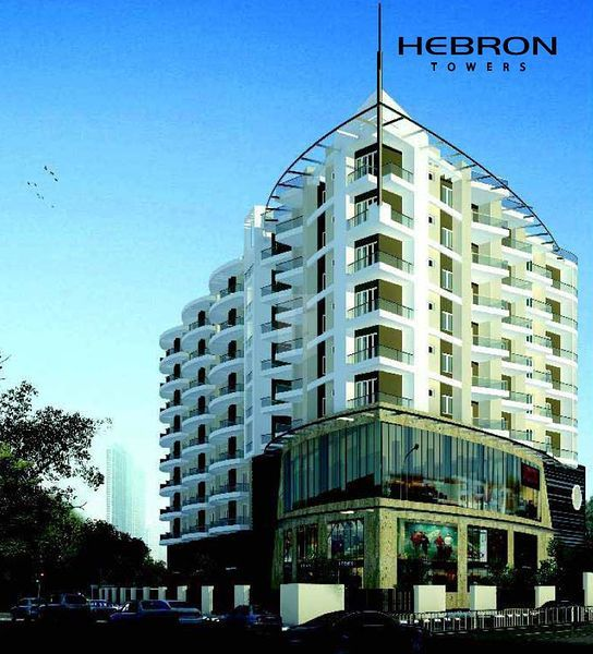 Hebron Tower 9 - Elevation Photo