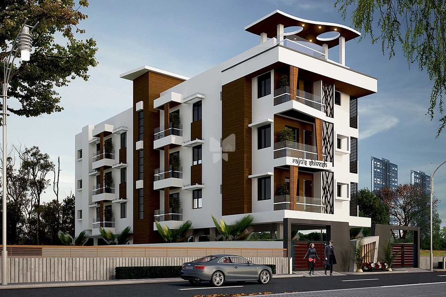 Rajni's Shivesh - Elevation Photo