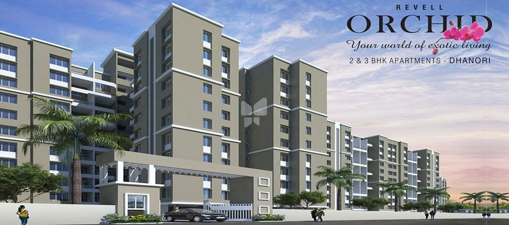 Revell Orchid Phase III Building E - Project Images