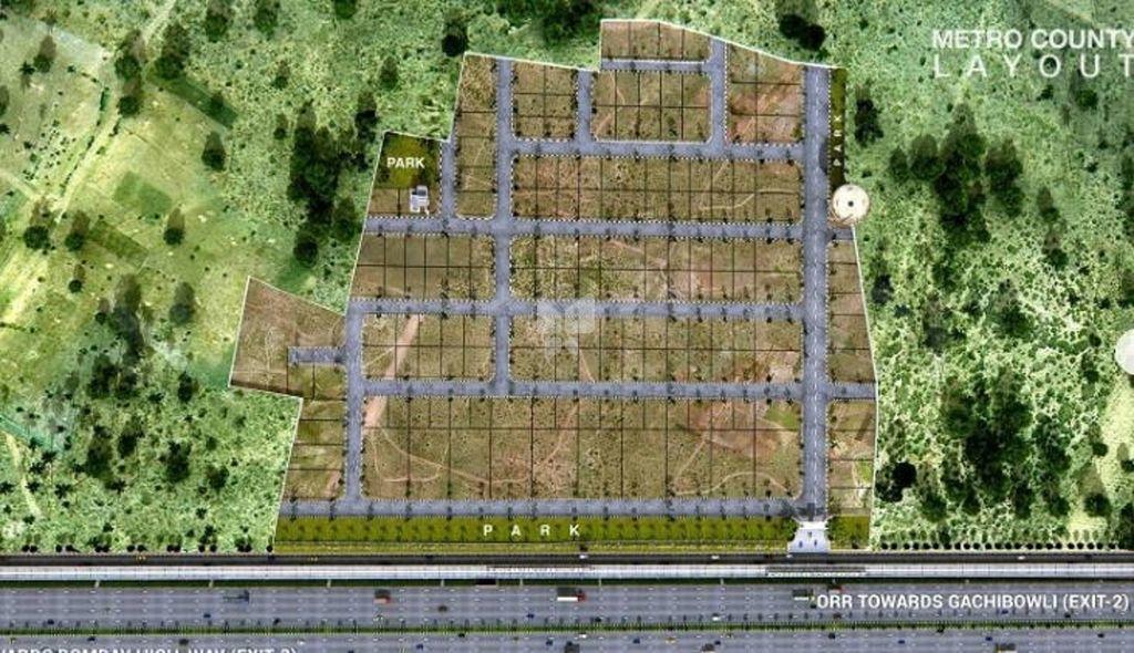 BVR Metro County - Master Plans