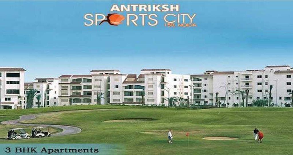 Antriksh Sports City - Project Images
