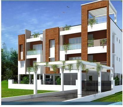 Lakshmi Apartments - Project Images