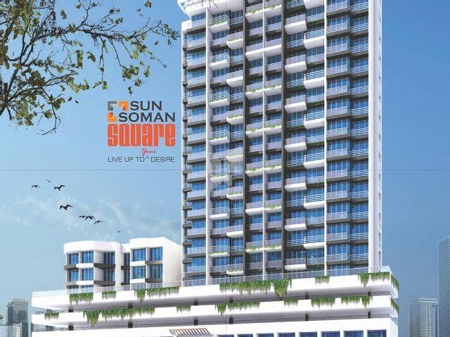 Sun Soman Square - Elevation Photo