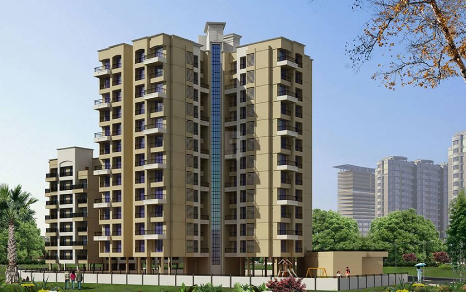 Samarth Niraj Riviera - Project Images