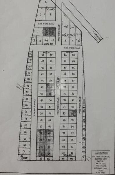 Max Swarna Residency - Master Plans