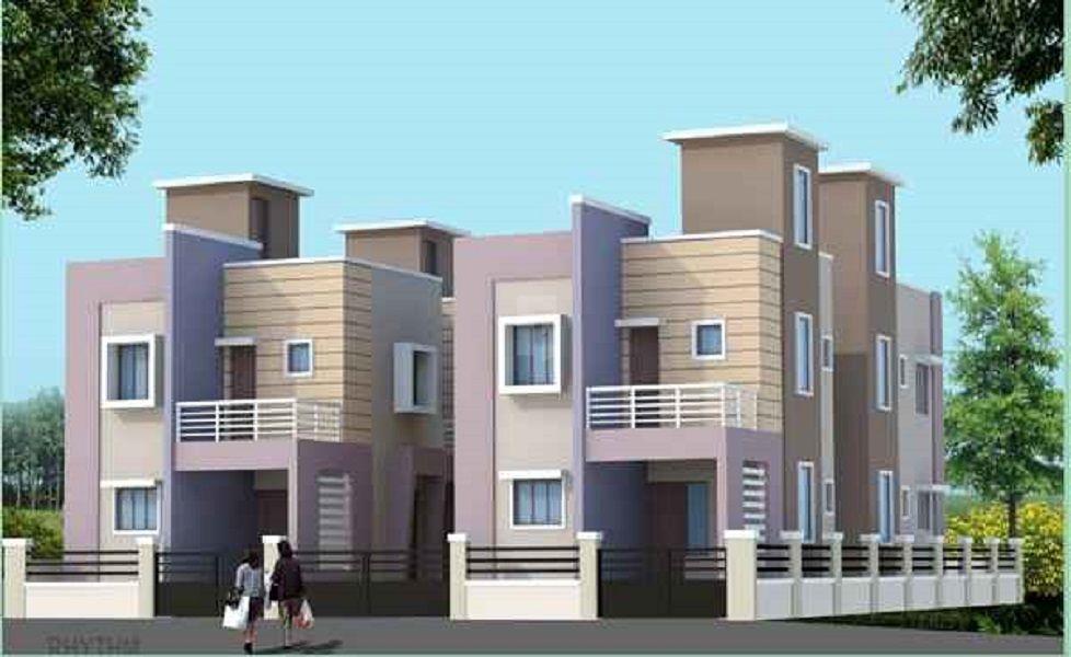 Mano Residency - Elevation Photo