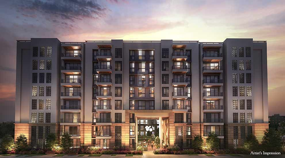 Lodha Sterling - Elevation Photo